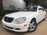 Mercedes-Benz S430 Navigation One Owner Low Miles 2005