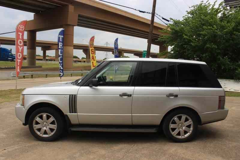 Land Rover Range Rover HSE 2006 price $7,996