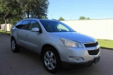Chevrolet Traverse DVD Bk Up Cam Bose 3rd Row 2009