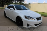 Lexus IS 250 Navigation Bk Up Camera 2011