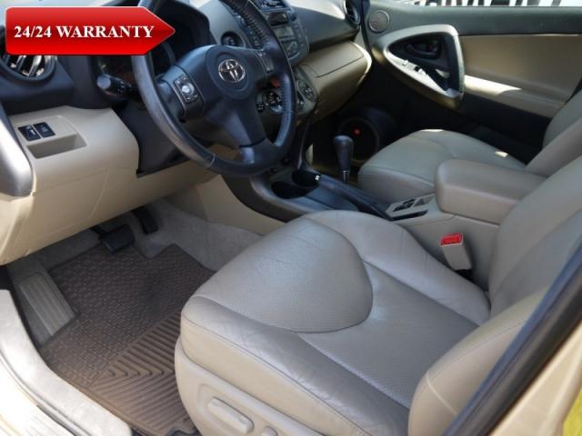 2010 Toyota RAV4 4WD Limited