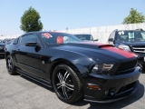 Ford Mustang 6-spd Coupe 2011