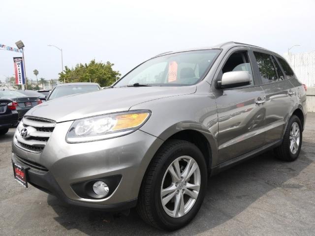 2012 Hyundai Santa Fe V6 Ltd