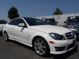 Mercedes-Benz C350 Coupe 2012