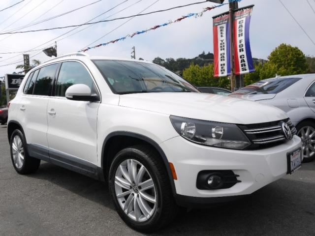 2012 Volkswagen Tiguan 4MOTION 24/24 WARRANTY