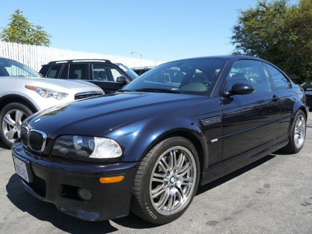 2002 BMW M3 Coupe 81k miles! 1-owner!
