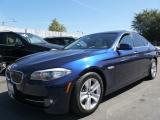 BMW 528i Navigation 2011