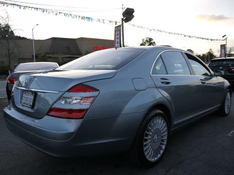 Mercedes-Benz S-Class 2007 price $11,888
