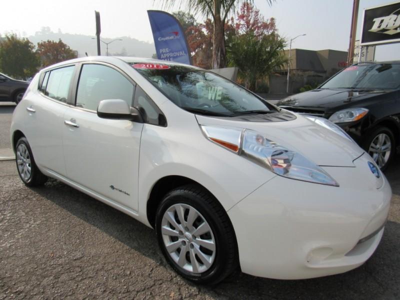 Nissan LEAF 2013 price $6,888