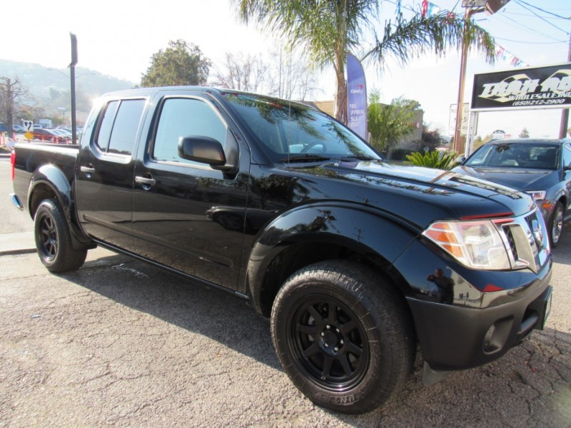 Nissan Frontier 2013 price $15,888