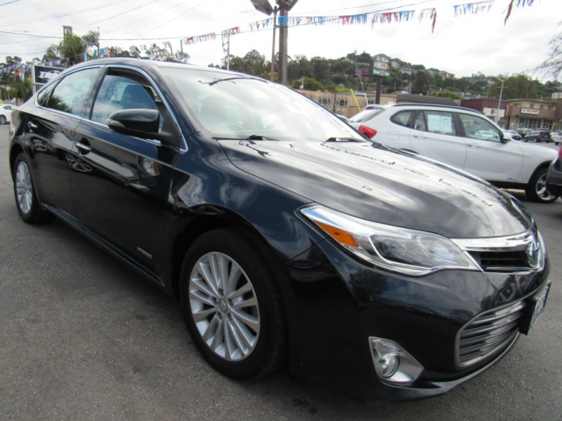 Toyota Avalon Hybrid 2015 price $17,888
