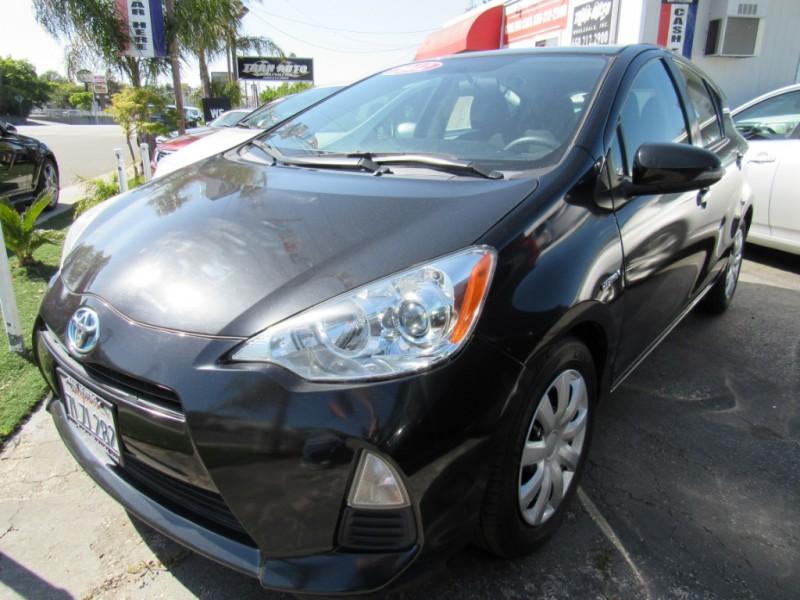 Toyota Prius c 2012 price $7,888