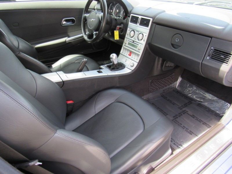 Chrysler Crossfire 2005 price $7,888