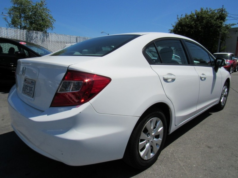 Honda Civic Sedan 2012 price $11,888