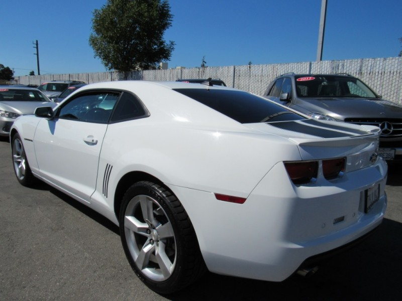 Chevrolet Camaro 2010 price $12,888
