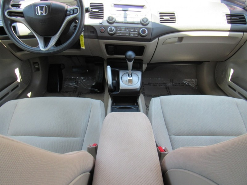 Honda Civic Sedan 2010 price $10,888