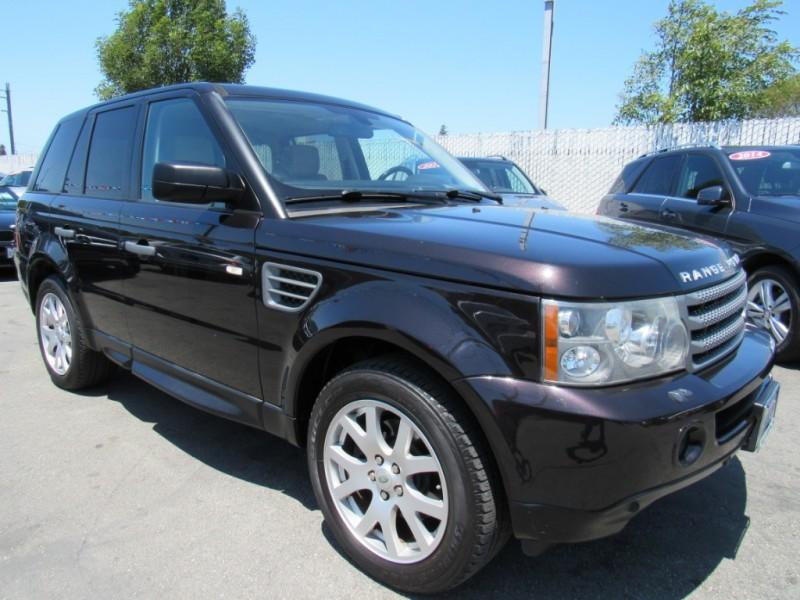 Land Rover Range Rover Sport 2009 price $10,888