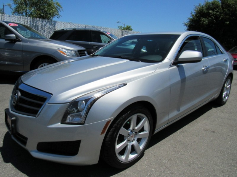 Cadillac ATS 2013 price $13,888
