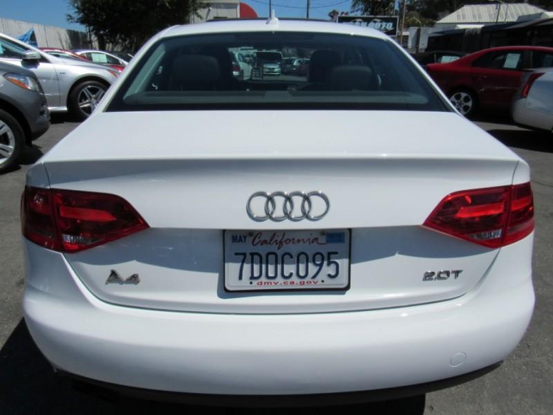Audi A4 2011 price $8,888