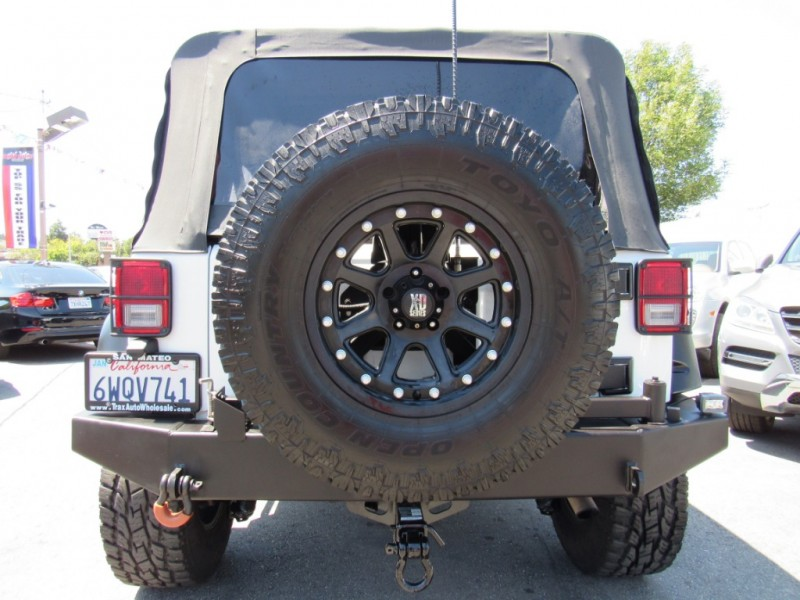 Jeep Wrangler Unlimited 2011 price $26,888