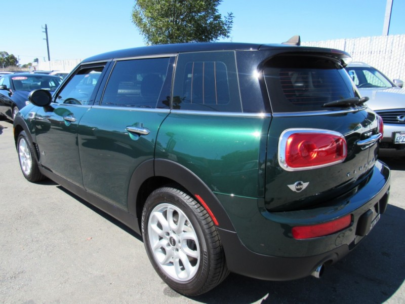 Mini Cooper Clubman 2017 price $17,888