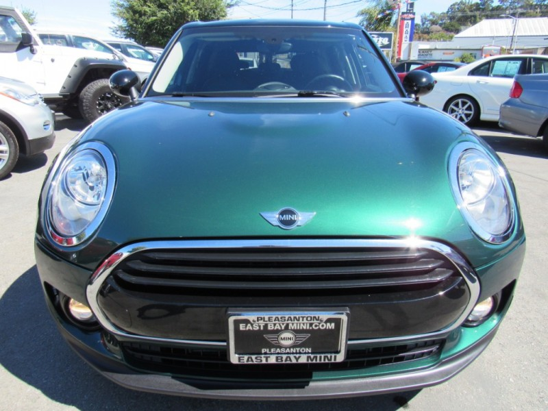 Mini Cooper Clubman 2017 price $16,888
