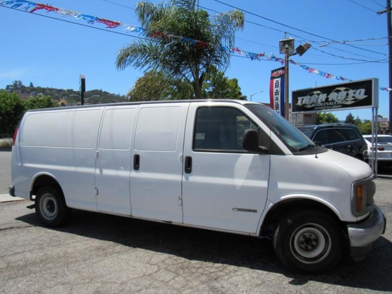 Chevrolet Chevy Cargo Van 1998 price $0