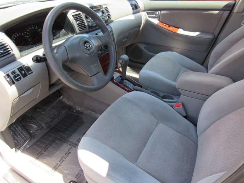 Toyota Corolla 2007 price $6,888