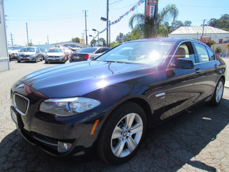BMW 5-Series 2012 price $14,888