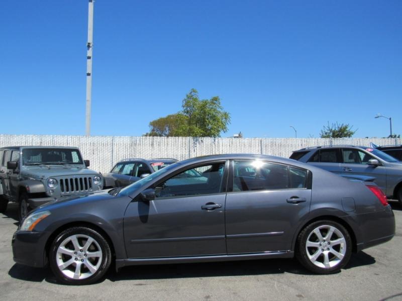 Nissan Maxima 2007 price $7,888