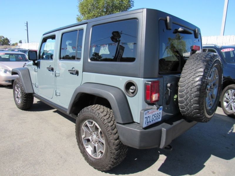 Jeep Wrangler Unlimited 2014 price $29,588