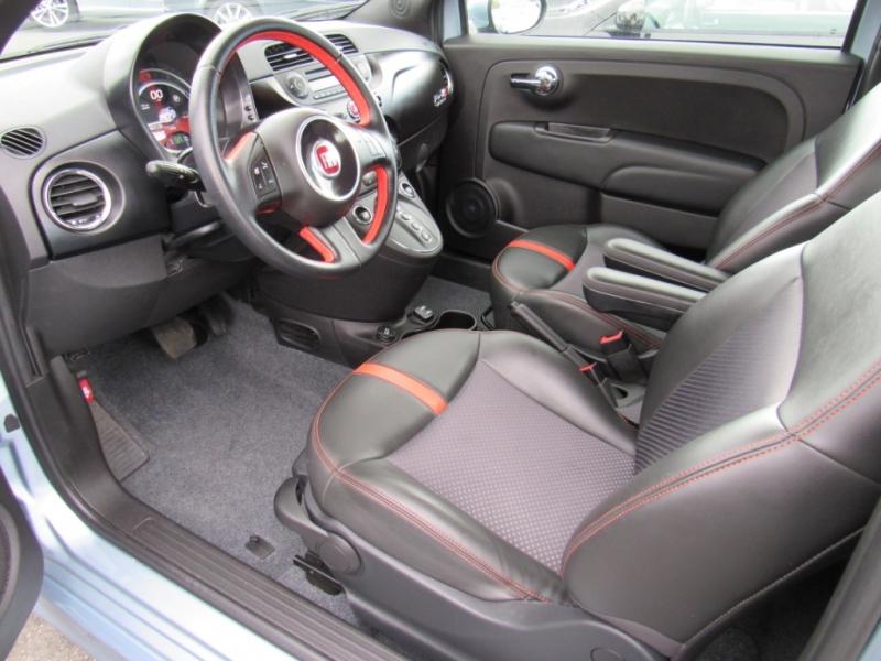 Fiat 500e 2015 price $7,588