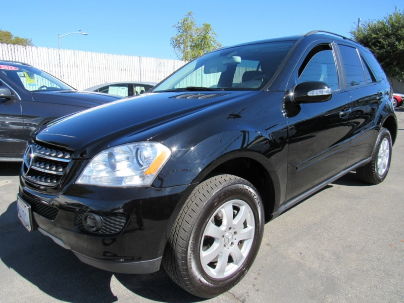 Mercedes-Benz ML350 2007 price $9,888