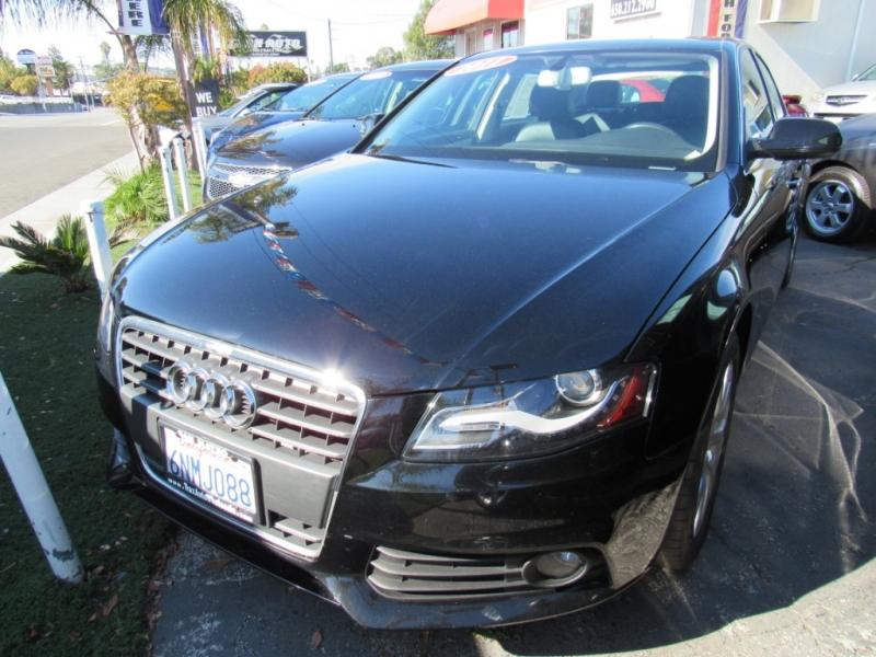 Audi A4 2011 price $11,888