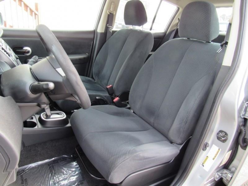 Nissan Versa 2010 price $4,888