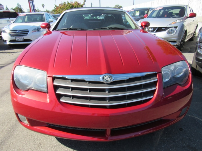 Chrysler Crossfire 2005 price $9,888