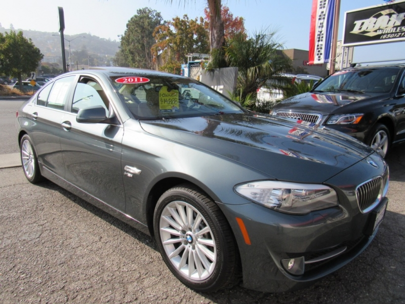 BMW 5-Series 2011 price $14,888