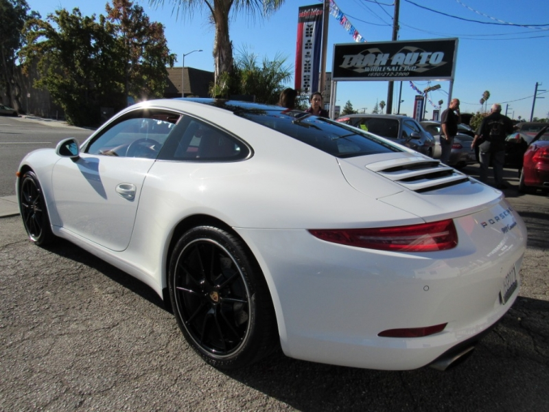 Porsche 911 2014 price $74,988