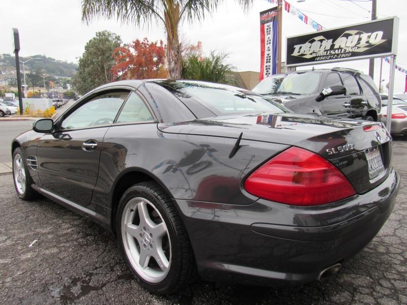 Mercedes-Benz SL-Class 2003 price $11,888