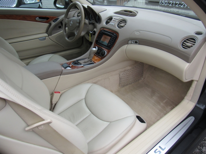Mercedes-Benz SL-Class 2003 price $12,888