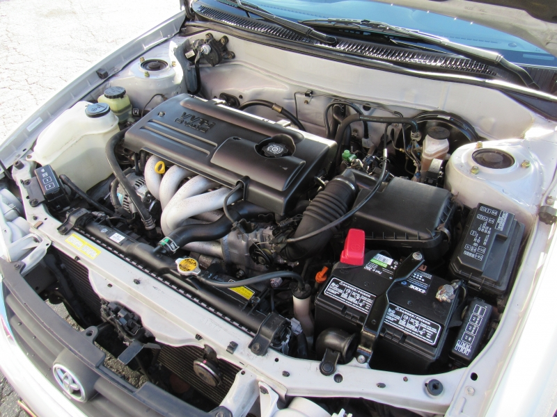 Toyota Corolla 2002 price $4,888