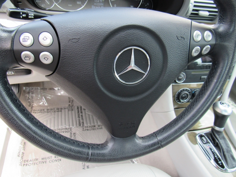 Mercedes-Benz C230 2007 price $6,777