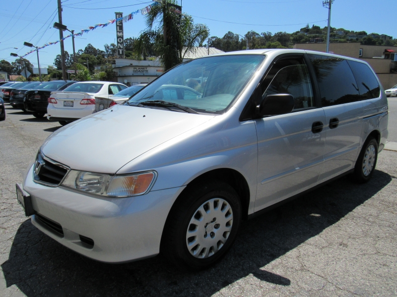 Honda Odyssey 2004 price $7,377