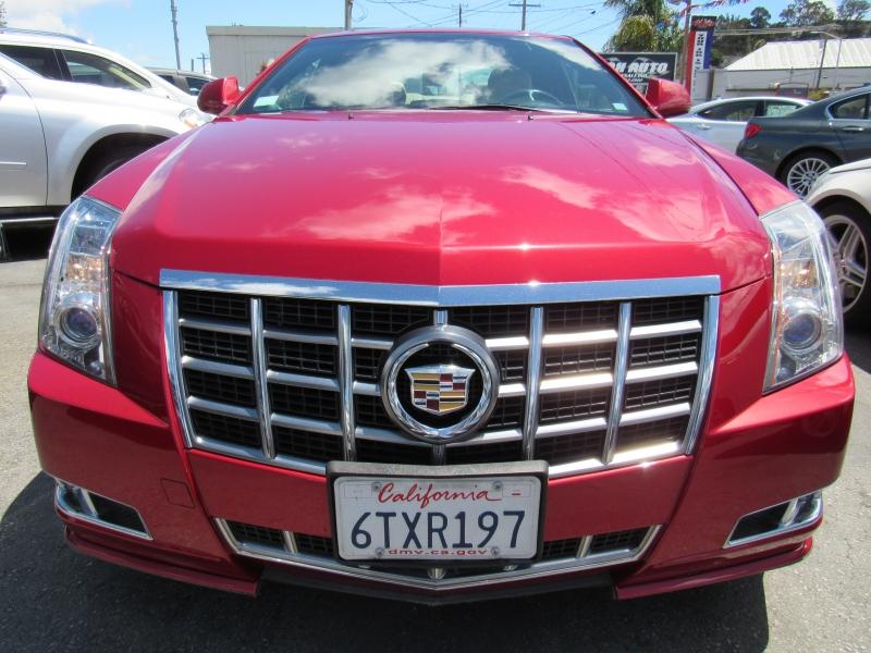 Cadillac CTS 2012 price $17,888