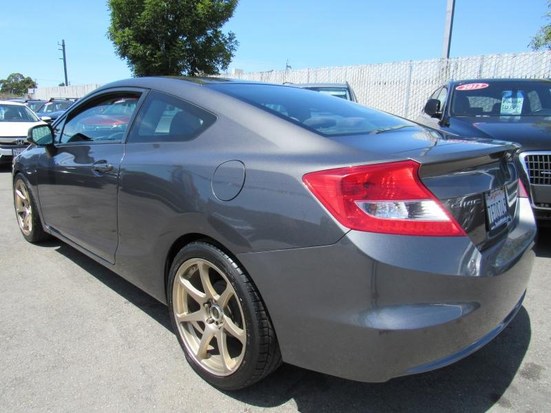 Honda Civic Coupe 2013 price $9,577