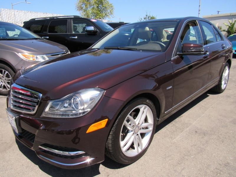 Mercedes-Benz C-Class 2012 price $15,888