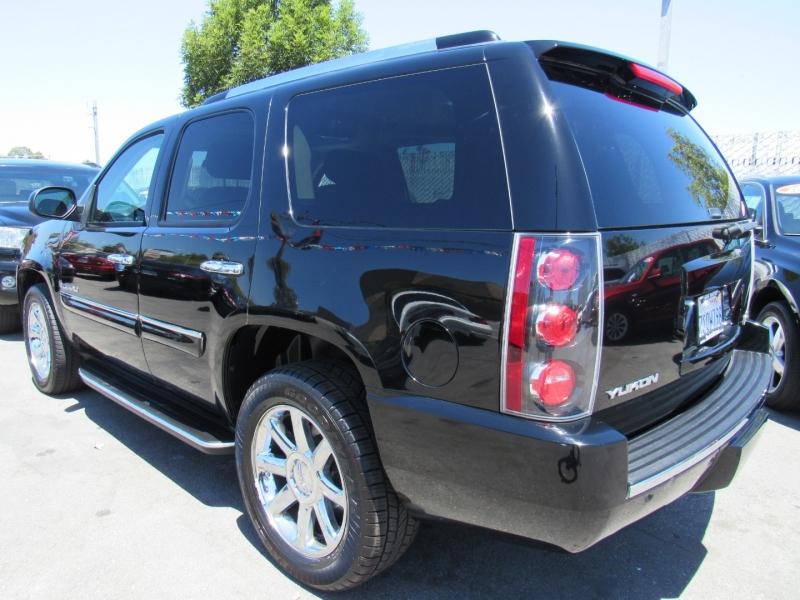 GMC Yukon Denali 2008 price $14,888