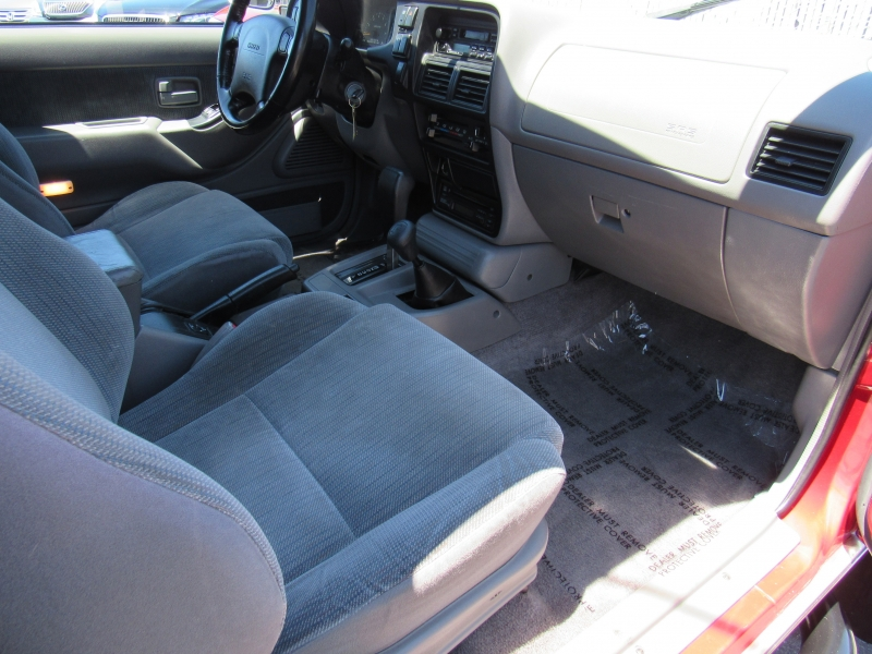 Isuzu Rodeo 1997 price $3,888