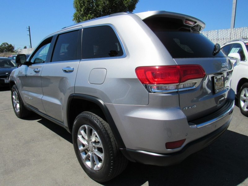 Jeep Grand Cherokee 2015 price $21,888