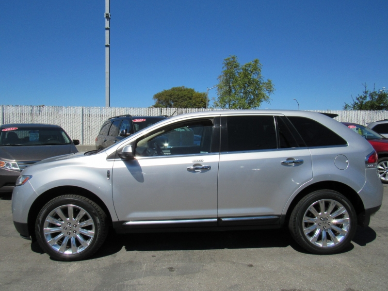 Lincoln MKX 2011 price $9,888